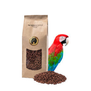 Wisbroek Parrot Fruit Blend Daily Large